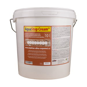 aquastopcream 10l