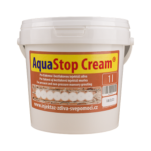 aquastop cream 1l